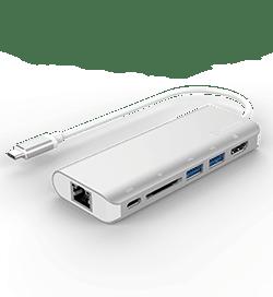 ErgoHub USB-C HDMI