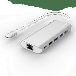 ErgoHub USB-C RJ45